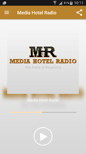 Media Hotel Radio- screenshot thumbnail