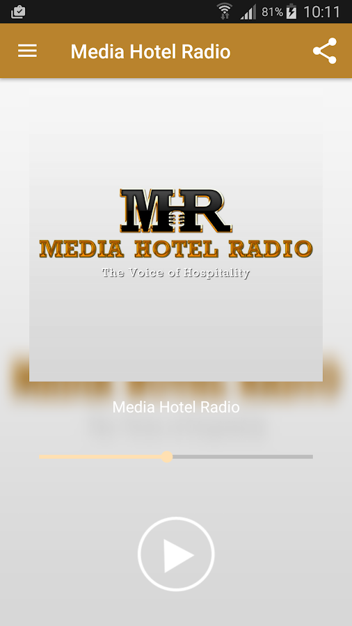 Media Hotel Radio- screenshot