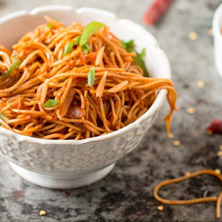 Spicy Szechuan Noodles [Vegan] Recipe