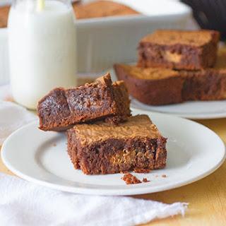 4 Ingredient Brownies.