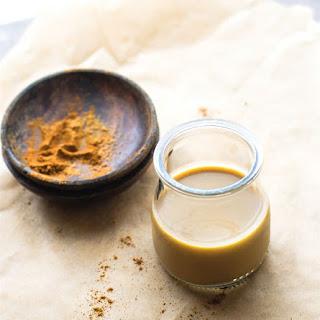 Easy Homemade Vegan Dulce De Leche Sauce {Gluten Free, No Refined Sugar}