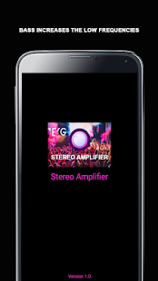 Stereo Amplifier - náhled