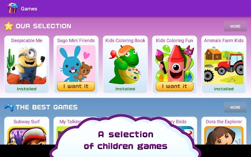 Xooloo App Kids Videos & Games- screenshot thumbnail