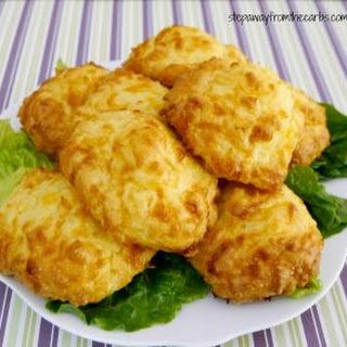Low Carb Crispy Cheese Balls.