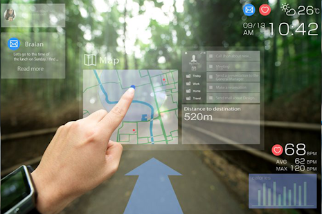 Navigation Waze Traffic , Gps , Maps & Alerts - náhled