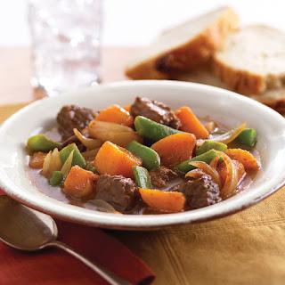 Fireside Beef Stew.
