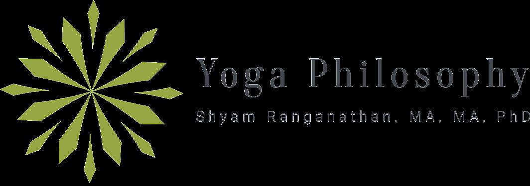 Join Yoga Philosophy (Dr  Shyam Ranganathan MA MA PhD)