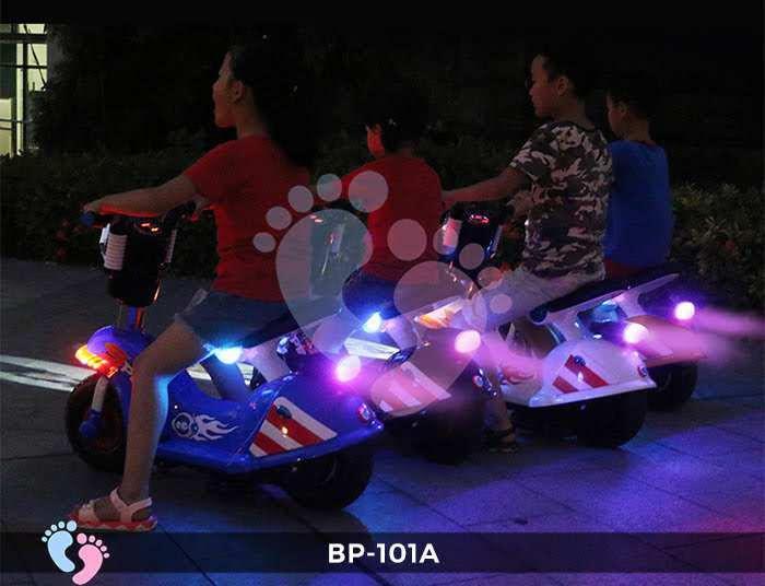 Xe máy điện cho bé BP-101A 1
