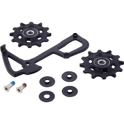 SRAM GX 1X11/Force1/Rival1 Type 2.1 Rear Derailleur Pulley Kit/Cage