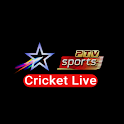 Star sports TV :Live cricket Match icon