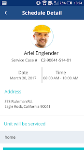 AirCall FixedCost HVAC Service- screenshot thumbnail