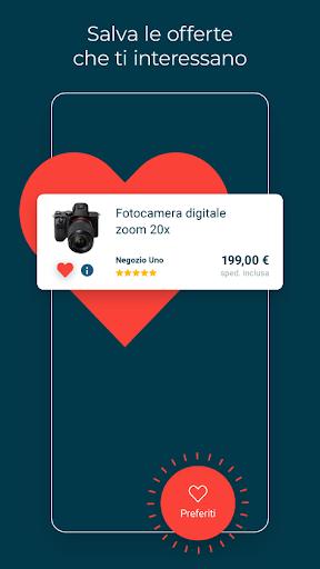 trovaprezzi - shopping online e volantini screenshot 3