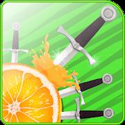 Game Flip Knife Hit Challenge - Fruit Cut Ninja Game APK for Windows Phone