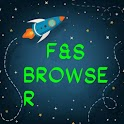 fast and smart browser icon