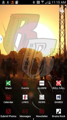 Riverbank Bruins Football
