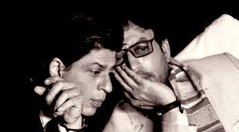 Sharukh khan and irrfan khan