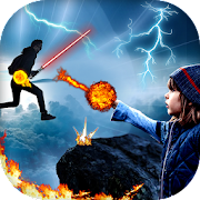 Super Powers Effects Photo Editor APK for Bluestacks