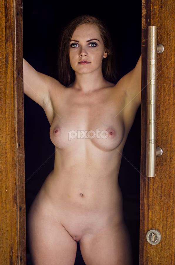ICANDY by Gerrit de Graaff - Nudes & Boudoir Artistic Nude ( photooftheday, beauty, body parts, boobs, body, nudes, doors, nikon, beautiful, brunette, nude, photography, goals )