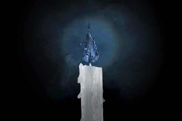 Blu flame di St3fa