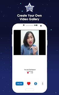 MYDIO Sing - Best Video Karaoke App Screenshot