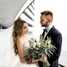 Wedding photographer Liliya Kunicyna (liliak2016). Photo of 15.04.2017