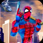 Super Spider Gangster Crime City - Open World Game