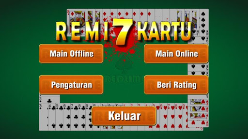 Remi 7 Kartu 1.0 screenshots 2