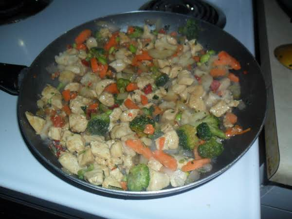 Stir Fry Recipe