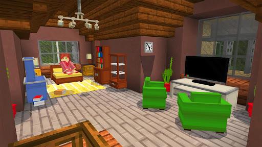 Furniture Mod for Minecraft PE 1.1 screenshots 3