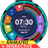 Anima Watch Face -Android Wear