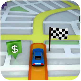 GPS Navigation & Traffic Maps : Car Navigation