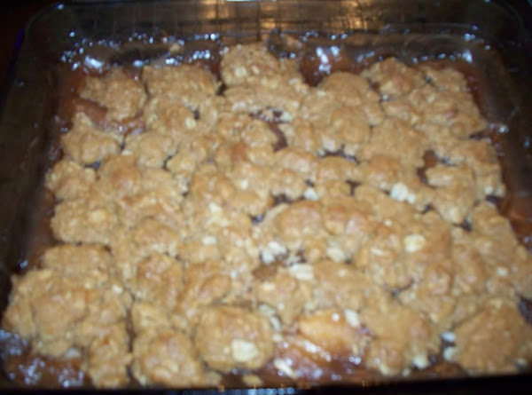 Old Fashioned Homemade Apple Crisp Recipe
