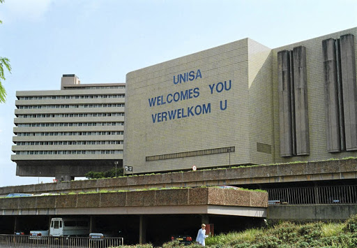 Unisa says consultation process started last year.
