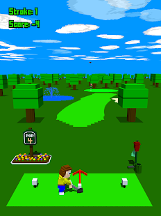 Tappy Golf- screenshot thumbnail