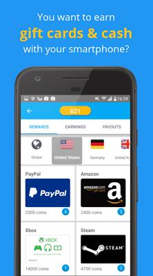 GiftPanda - CashBack Shopping - screenshot