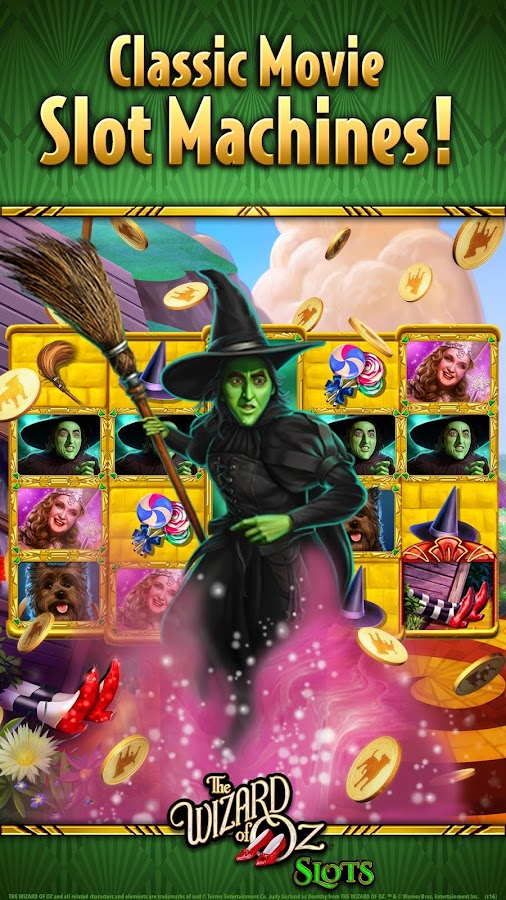 free slots wizard of oz