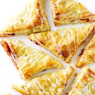 Ridiculously Easy Puff Pastry Turnovers (Any Flavor).