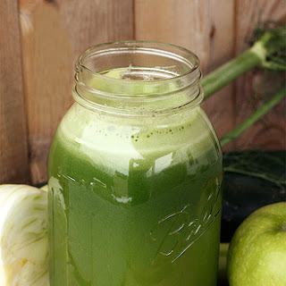 Green Goddess Juice.
