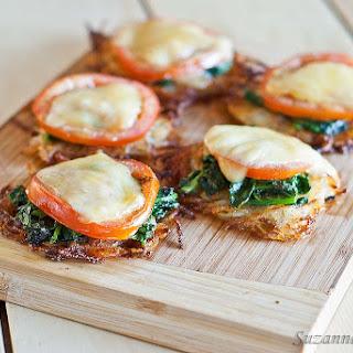 Potato Rosti Pizza.