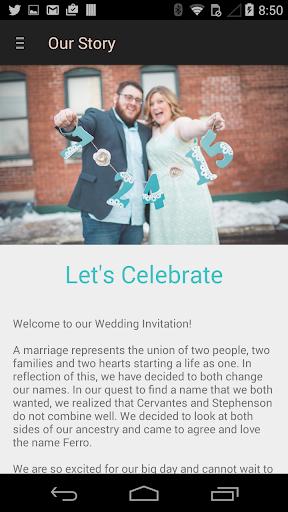 Ferro Wedding