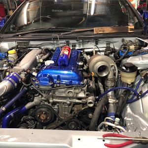 シルビア S15 のエンジンのカスタム事例画像 ちゃんもーさんの2018年05月11日23:38の投稿