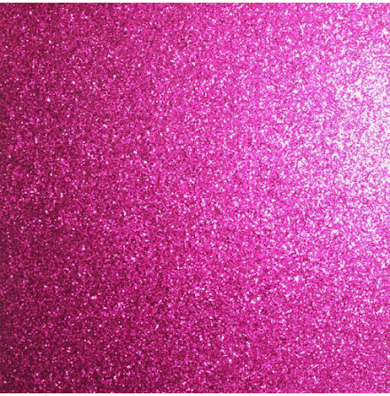 Arthouse Sequin Sparkle Glitter Tapet - Hot pink