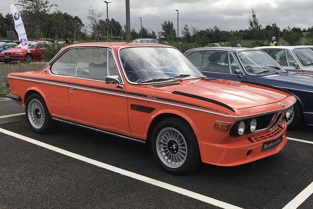 BMW  3.0 CSI Hire Llanelli