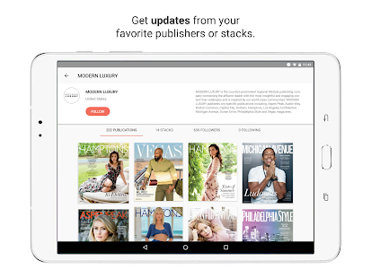 issuu - Read Magazines, Catalogs, Newspapers.- screenshot thumbnail