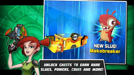 Slugterra: Slug it Out 2- screenshot thumbnail