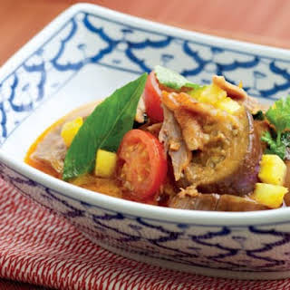 Pineapple Duck Curry From 'Everyday Thai Cooking'.