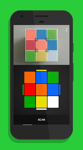 CubeX - Rubik's Cube Solver  screenshots 3