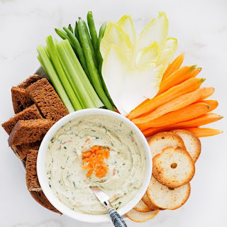 Smoked Salmon Cream Cheese Dip.