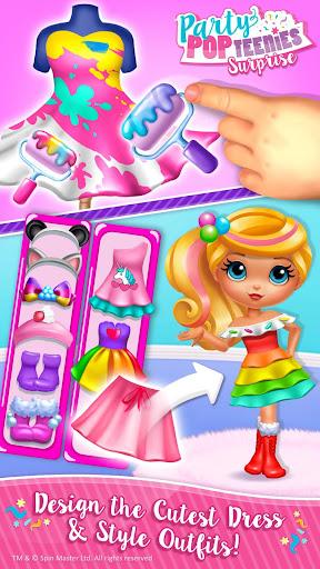 Party Popteenies Surprise - Rainbow Pop Fiesta 1.0.97 screenshots 4