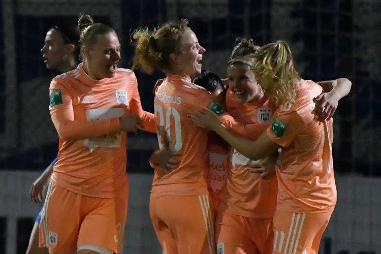 ? Super League: le dix sur dix d'Anderlecht en images